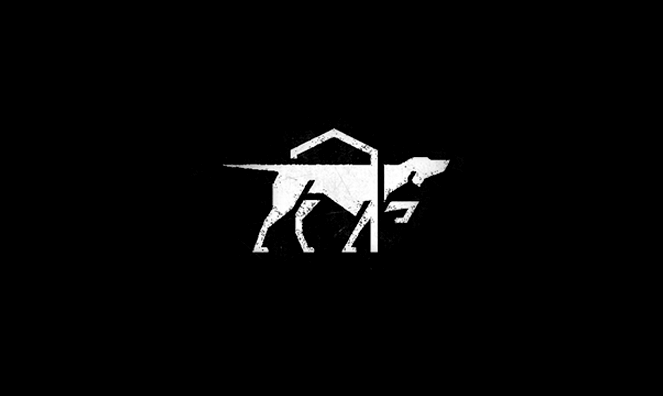 不動産屋のロゴ