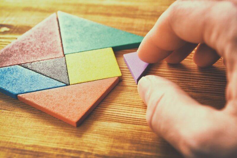 色や形はイメージを左右する
