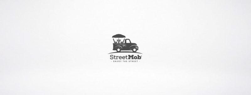 フードトラックのブランドロゴ2