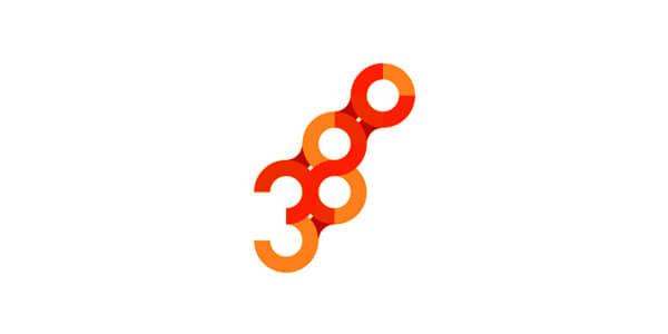 温度の伝わるロゴ