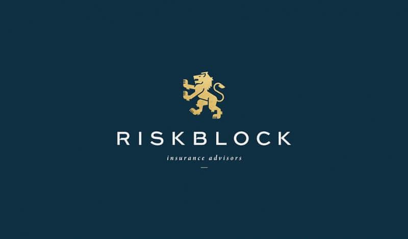 保険会社のロゴ