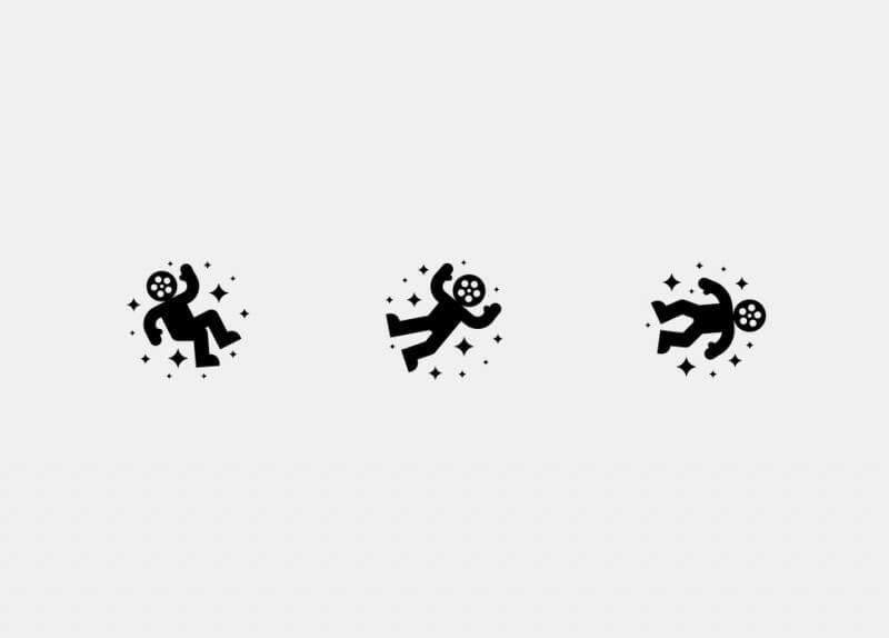 映像制作チームのロゴ