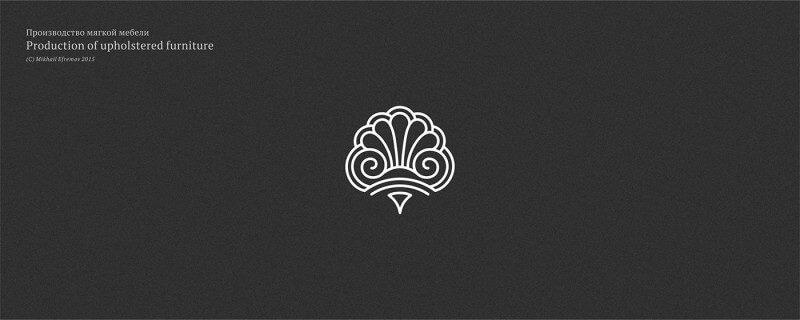 家具メーカーのロゴデザイン