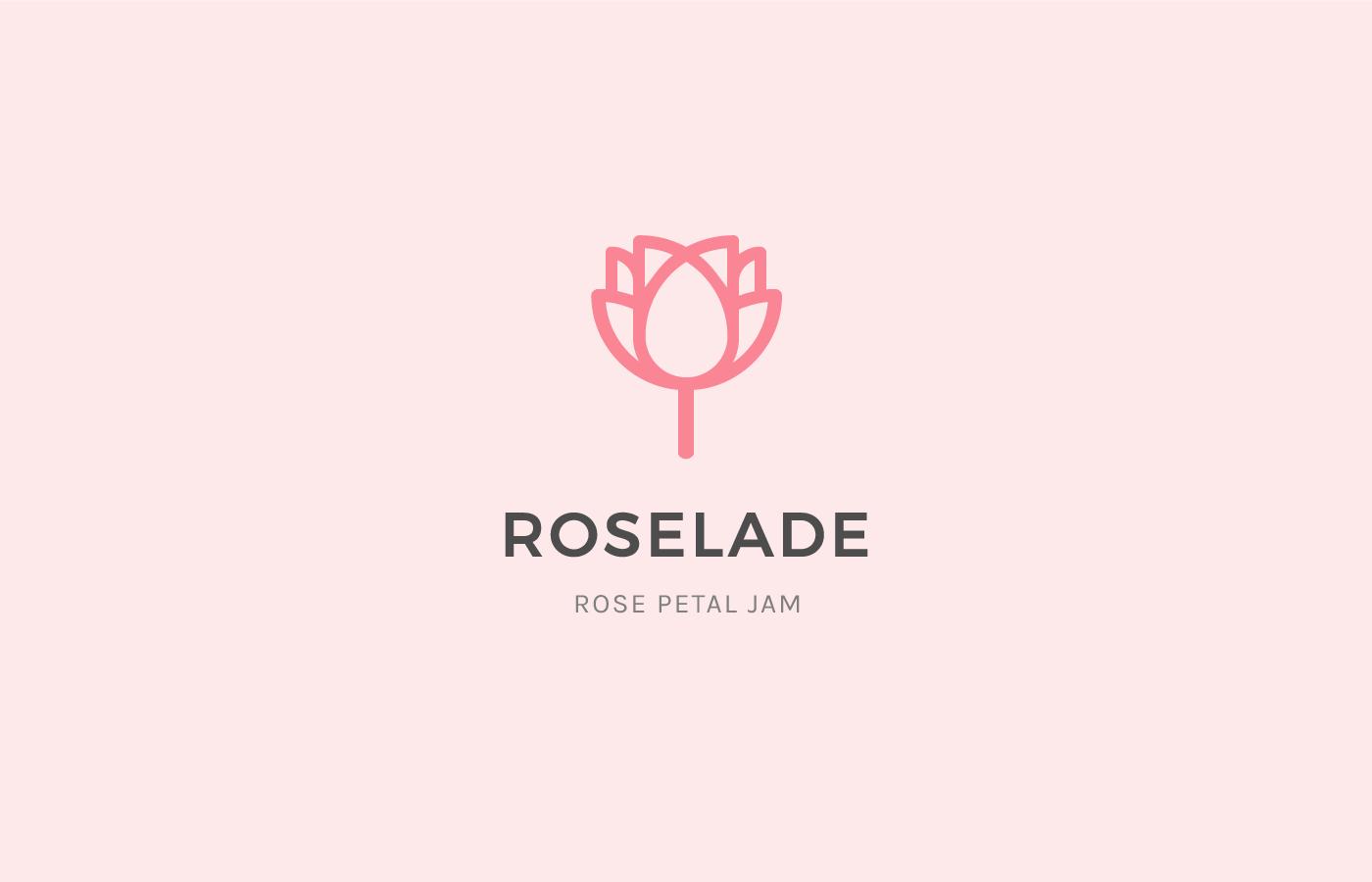 ローズジャムの商品ロゴ