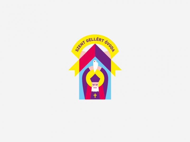 幼稚園のロゴデザイン