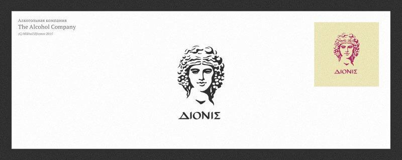 酒造メーカーのロゴデザイン