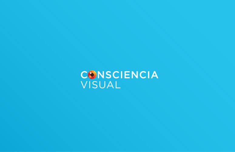眼科医のロゴ制作例
