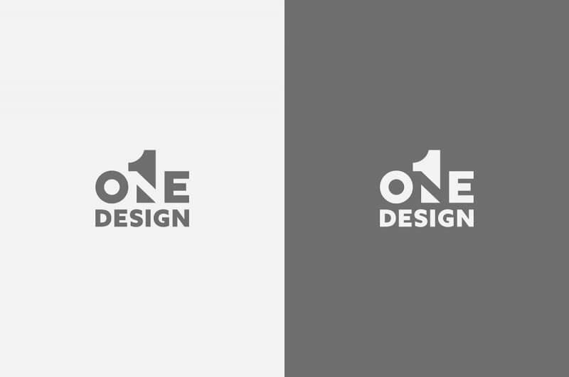 デザイン事務所のロゴ制作例2