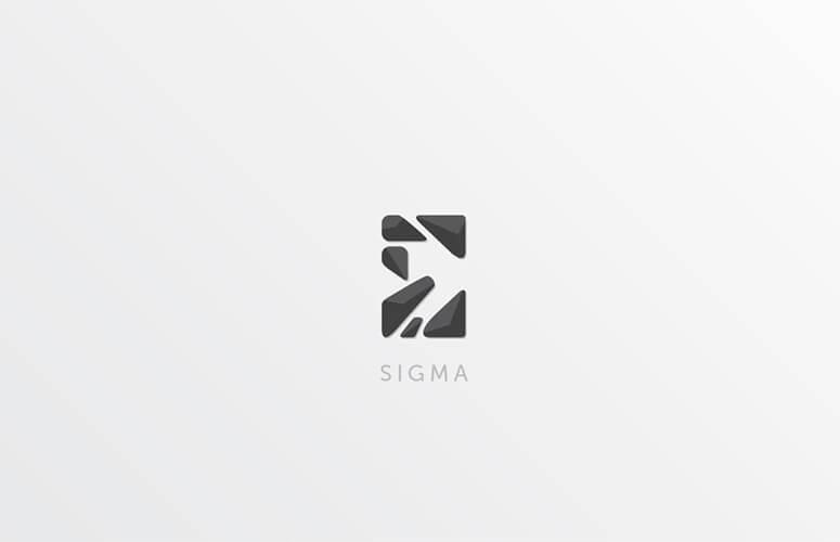 会計事務所のロゴ制作例