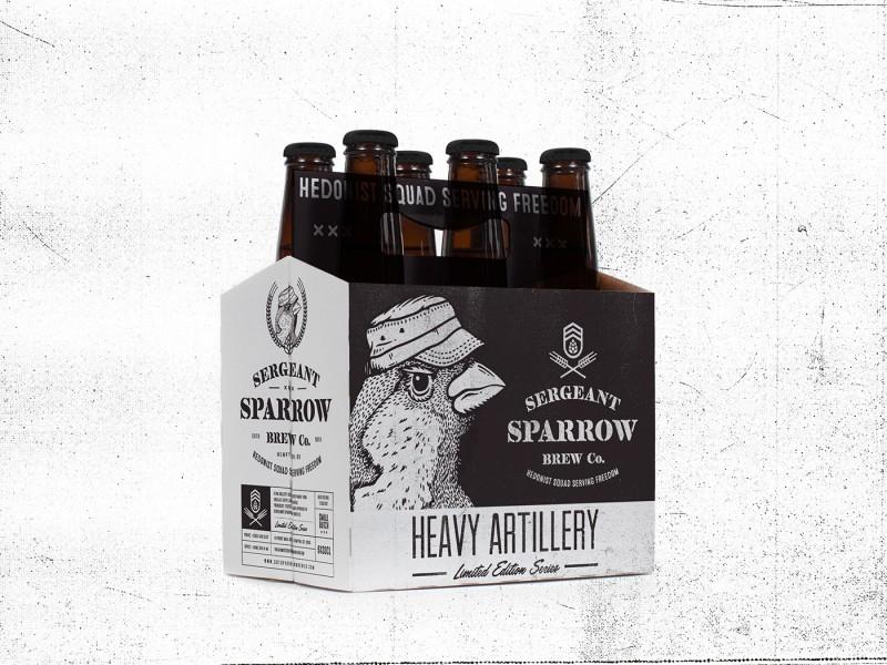 ビールのロゴとブランディング