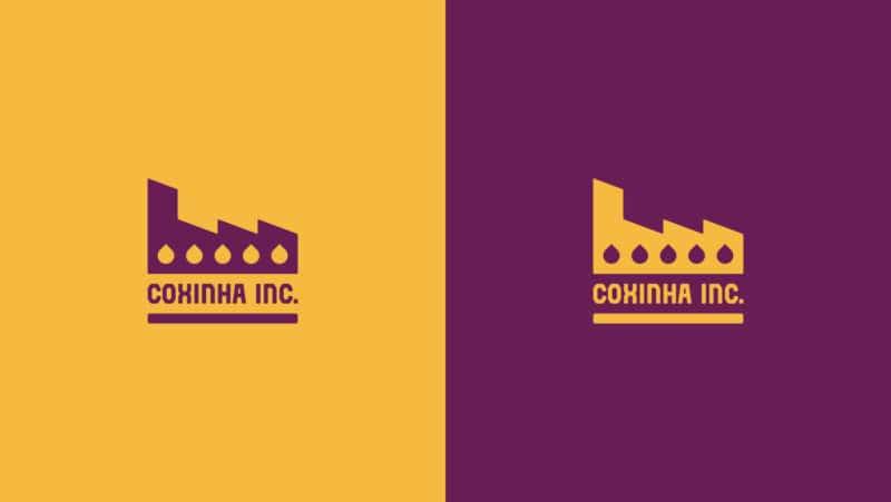ロゴのブランドカラー