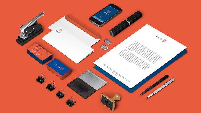 企業の備品デザイン