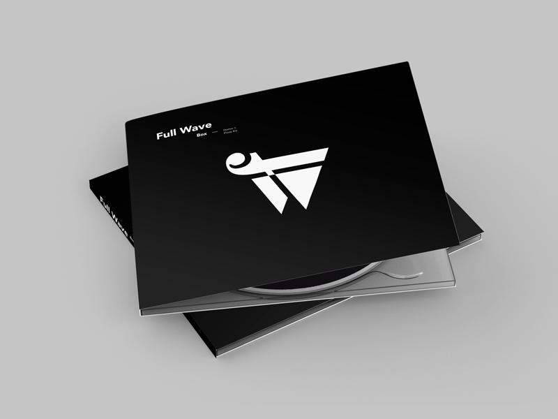 ロックバンドのロゴデザイン制作例