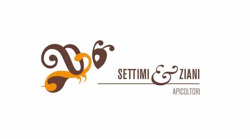 養蜂場の企業ロゴデザイン