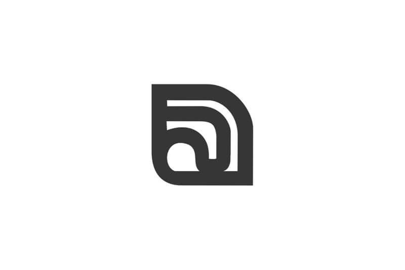 広告デザイン会社のロゴ