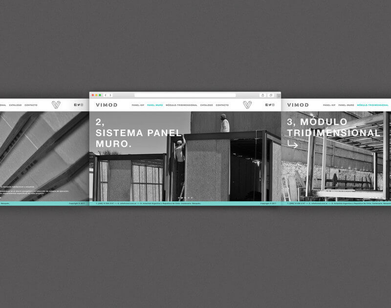 企業のWEBサイトデザイン