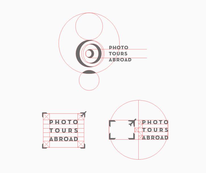 ロゴマークの構造