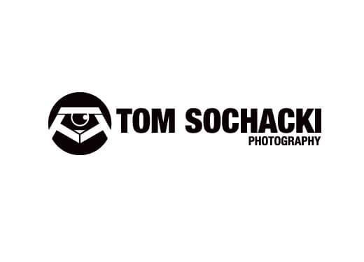 写真スタジオのロゴ作成例