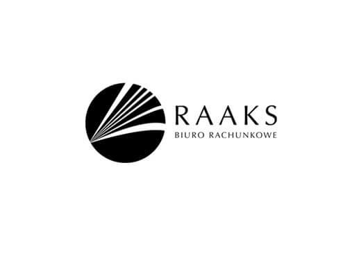 会計事務所の企業ロゴ作成例