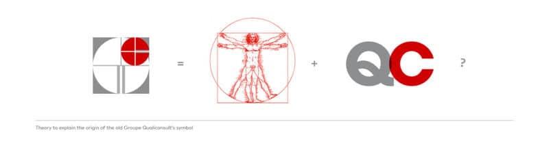 企業ロゴの成り立ち