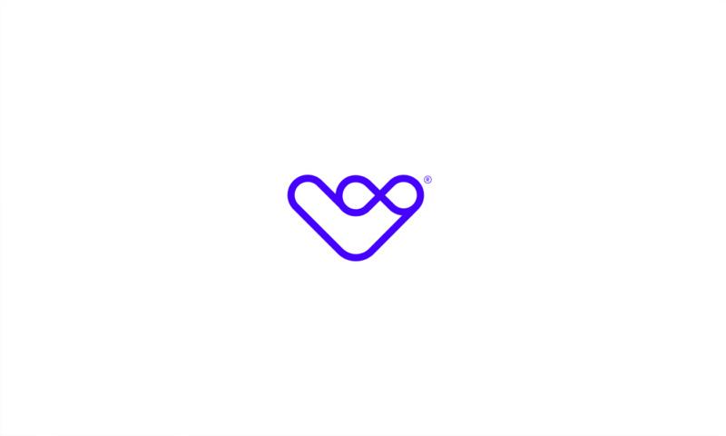 完成したベンチャー企業のロゴ