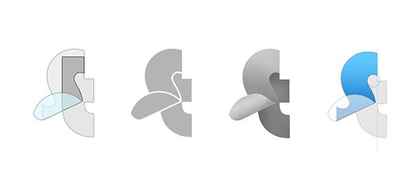会社ロゴの作成プロセス