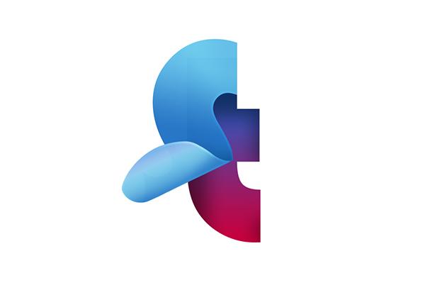 医療関連企業のロゴデザイン