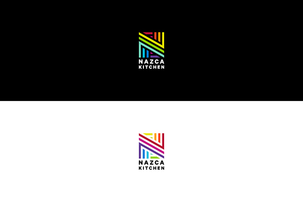 南米料理レストランのロゴデザイン2