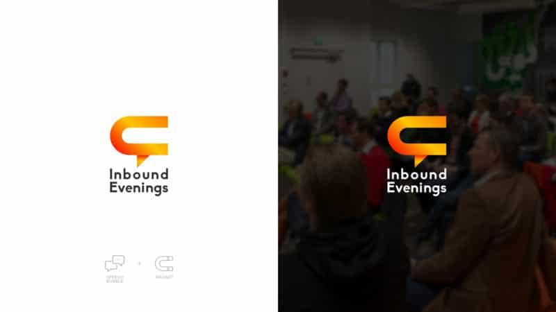 ビジュネスコミュニティのロゴ作成例