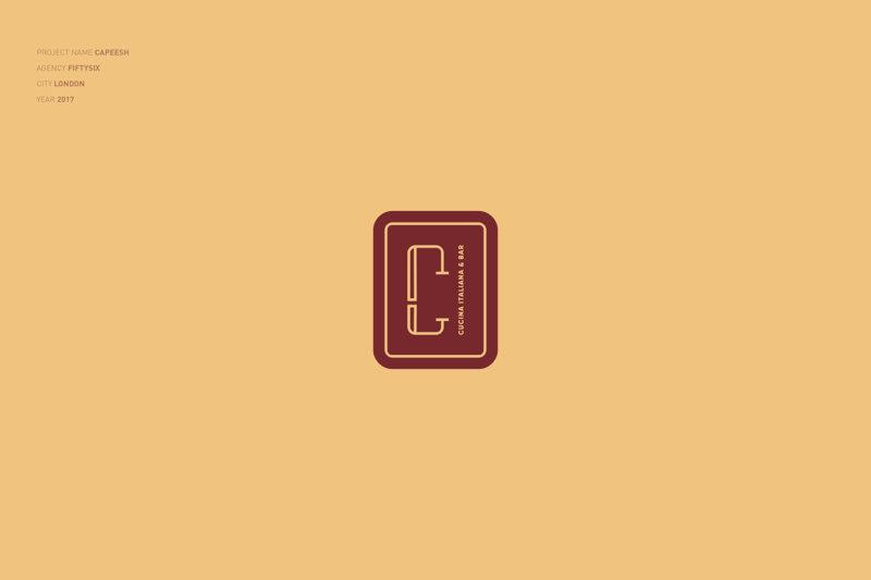 Cがモチーフのロゴデザイン