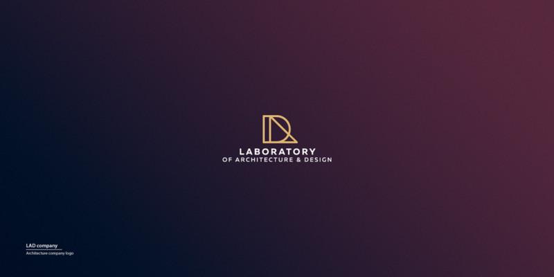 建築デザイン会社のロゴデザイン