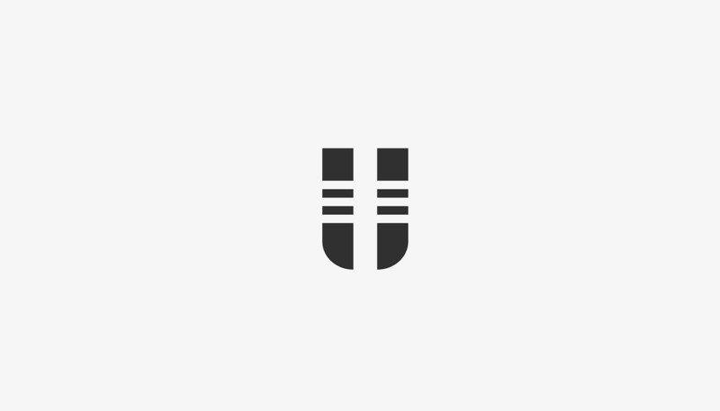 靴下メーカーのロゴ