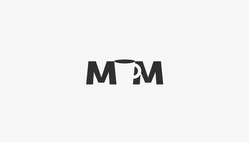 ケータリング企業のロゴ
