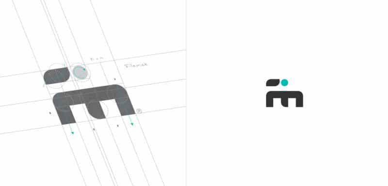 薬局のロゴデザイン