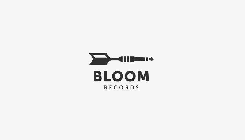 音楽レーベルのロゴ