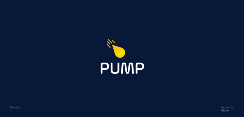 幾何学シンボルの企業ロゴ制作例6