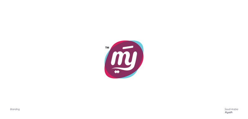有機的な会社ロゴ制作例3