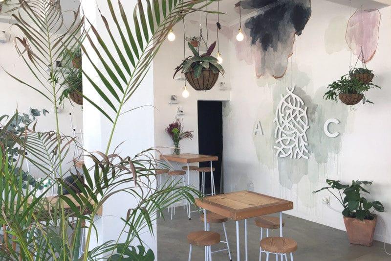 小さなカフェレストラン