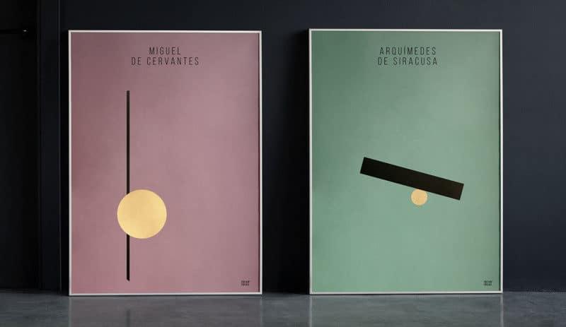 企業のポスターデザイン2