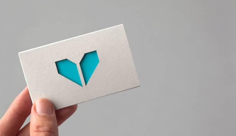 ブランドロゴの作成例