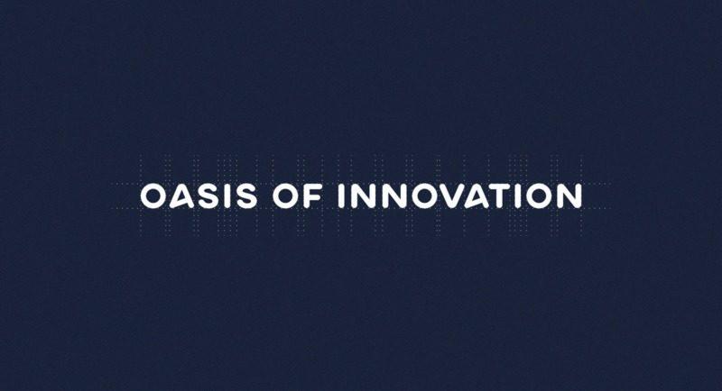 企業ロゴのタイポグラフィ