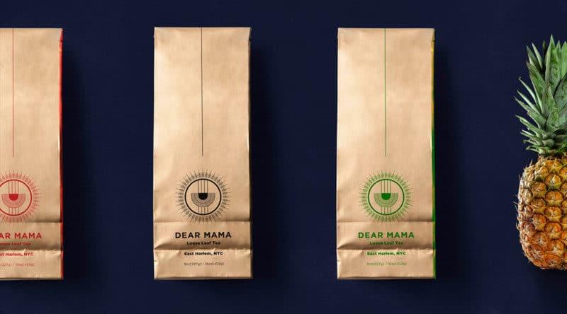 カフェのアイテムデザイン2