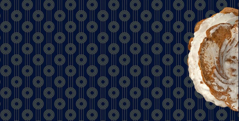 ベーカリーのパターンデザイン