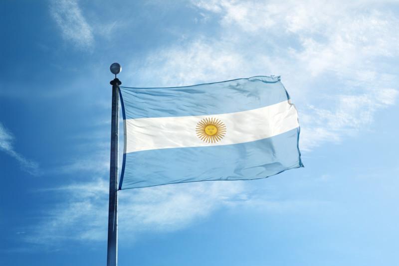 アルゼンチンの国旗デザイン