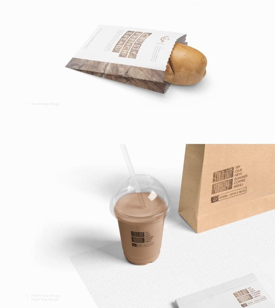 カフェのトータルデザイン