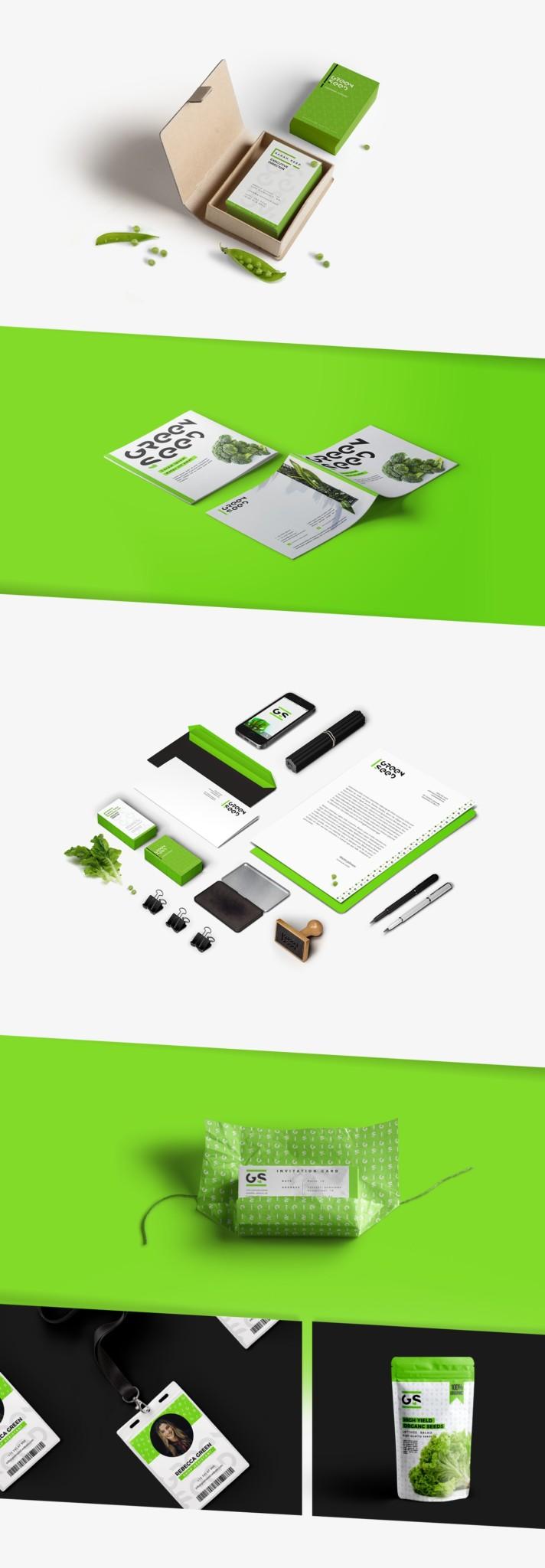 ブランドのアイテムデザイン