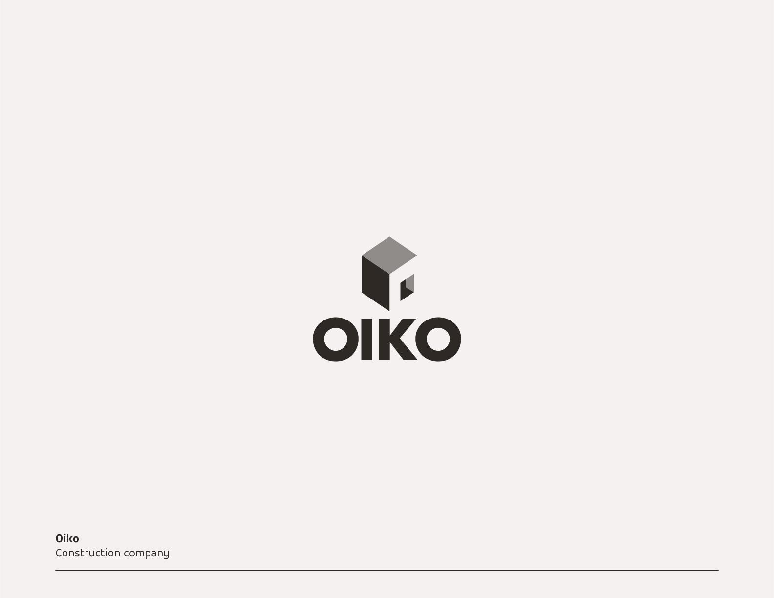 建築会社のロゴ提案5
