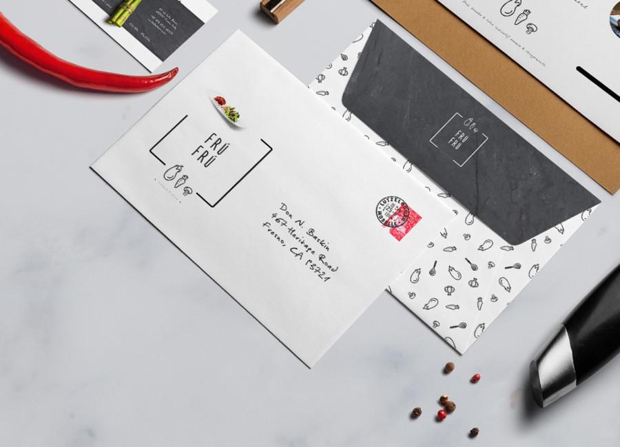 レターセットのデザイン