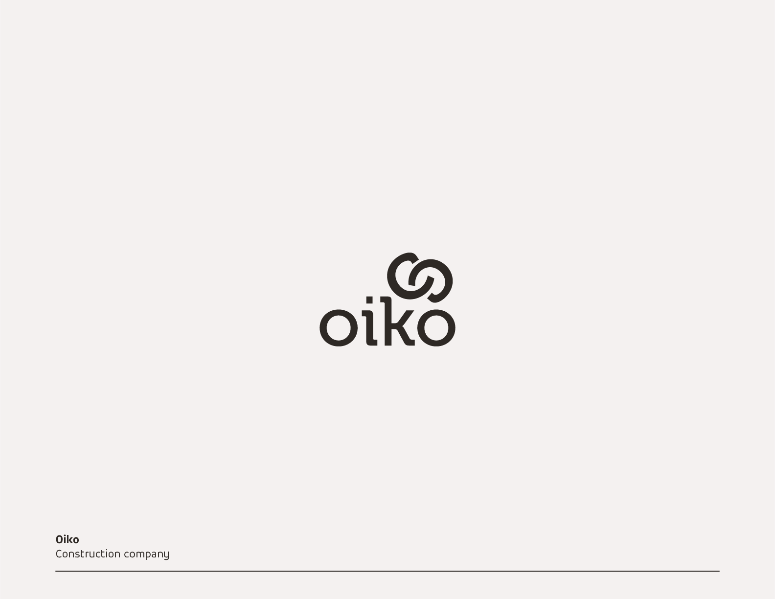 建築会社のロゴ提案4