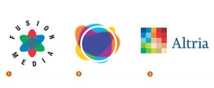 透明なロゴ達